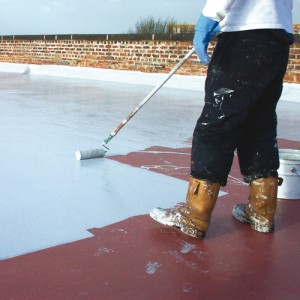 Liquid Commercial_roofing_process
